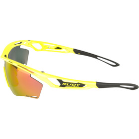 Rudy Project Tralyx Gafas, yellow fluo gloss - rp optics multilaser orange